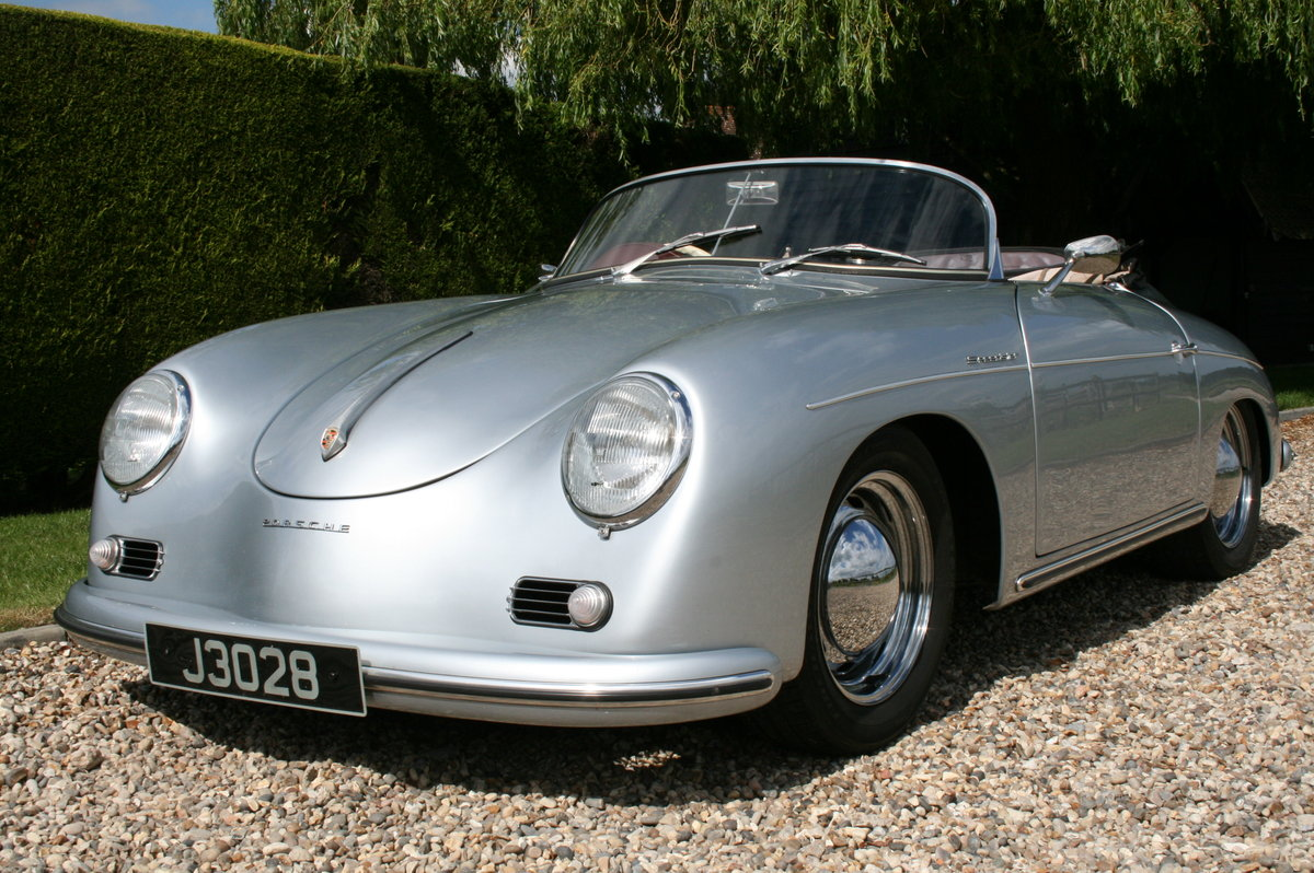 1971  Chesil Speedster Porsche 356 Replica WANTED FOR STOCK Wanted (picture 1 of 6)