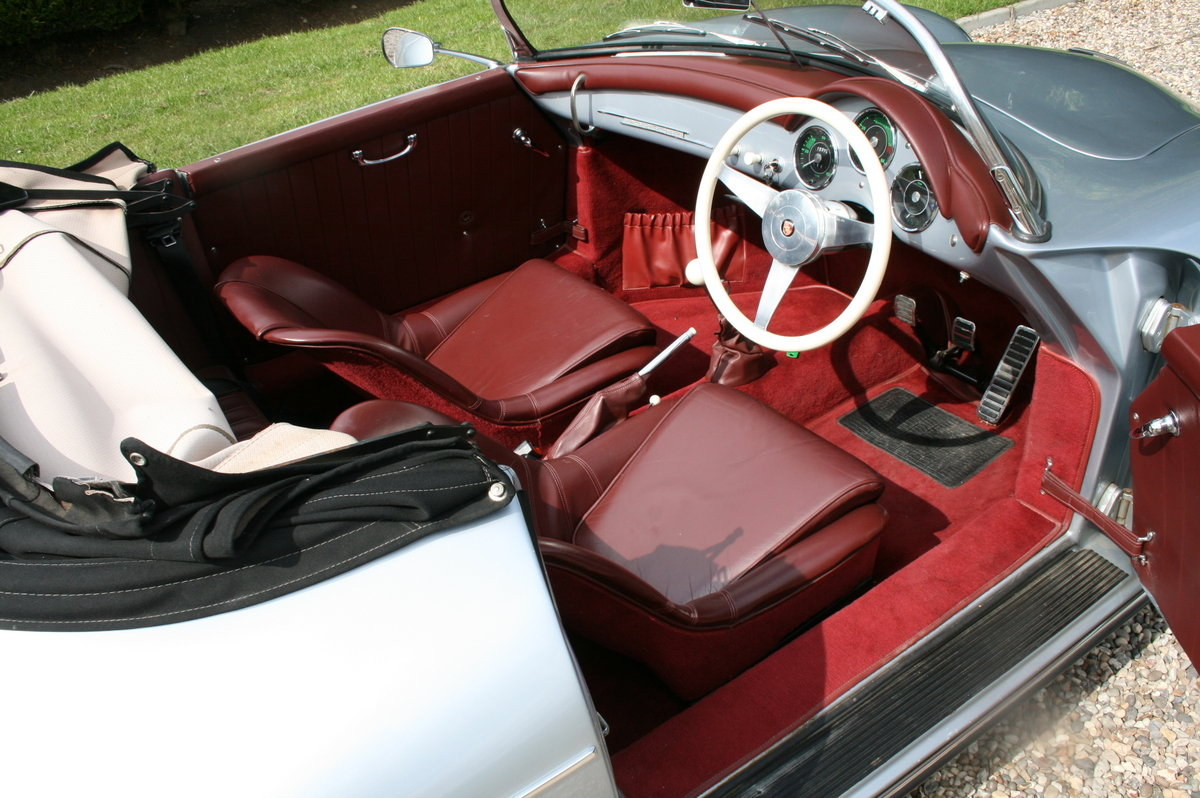 1971  Chesil Speedster Porsche 356 Replica WANTED FOR STOCK Wanted (picture 3 of 6)