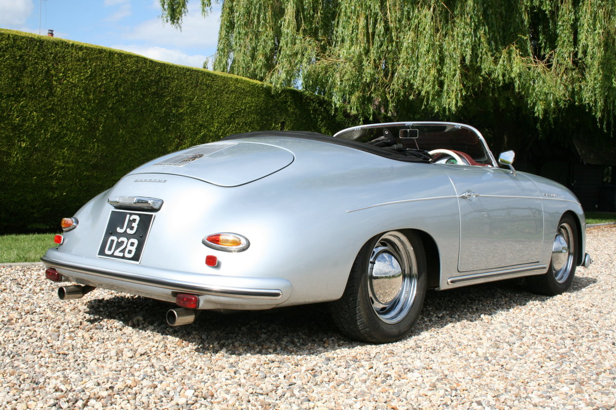 1971  Chesil Speedster Porsche 356 Replica WANTED FOR STOCK Wanted (picture 4 of 6)
