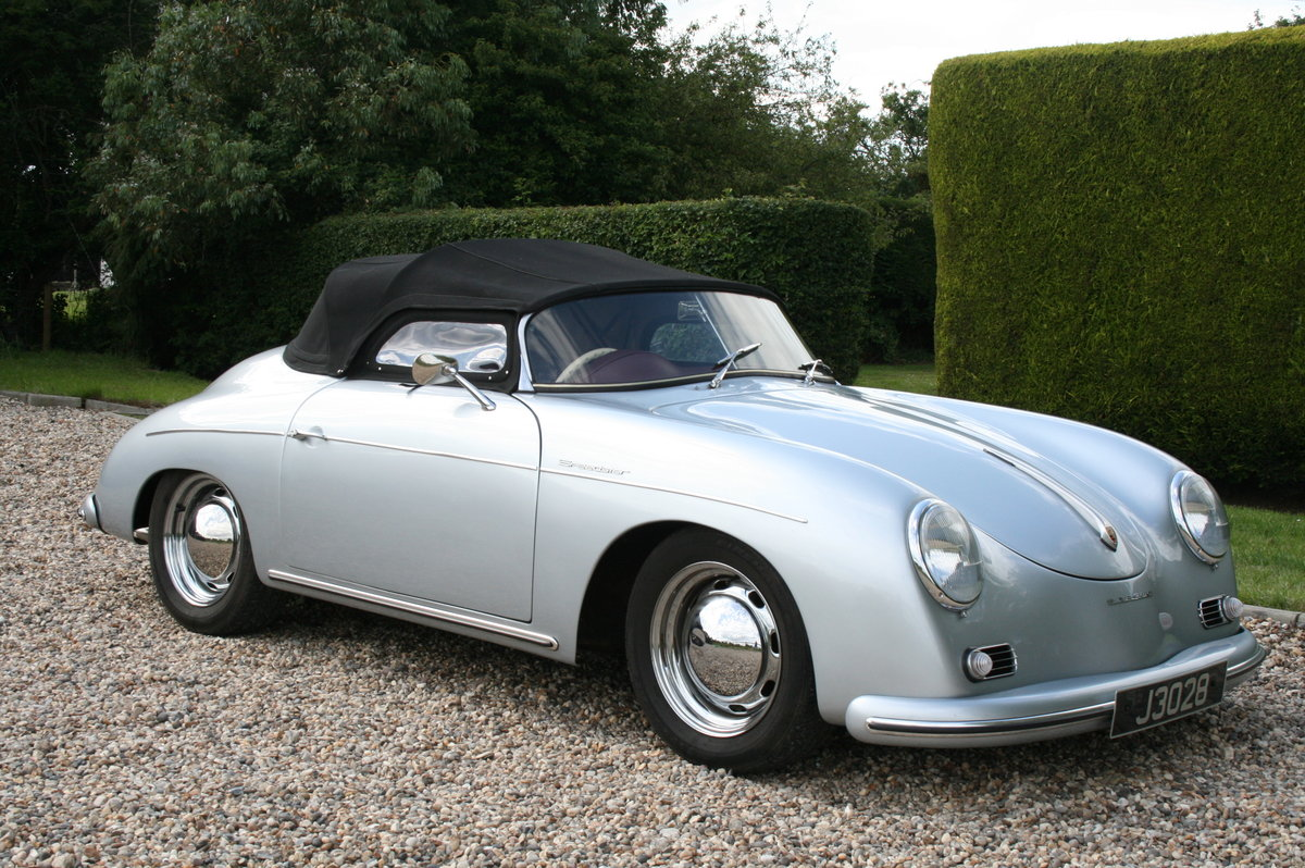1971  Chesil Speedster Porsche 356 Replica WANTED FOR STOCK Wanted (picture 6 of 6)