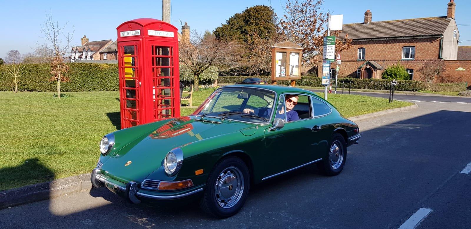 Porsche 912 1968 For Sale (picture 1 of 1)