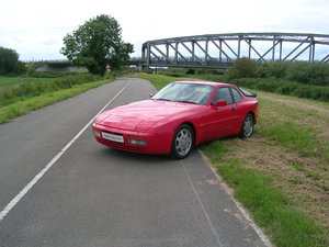 1990 Porsche 944 3 Litre S2 Coupe  For Sale
