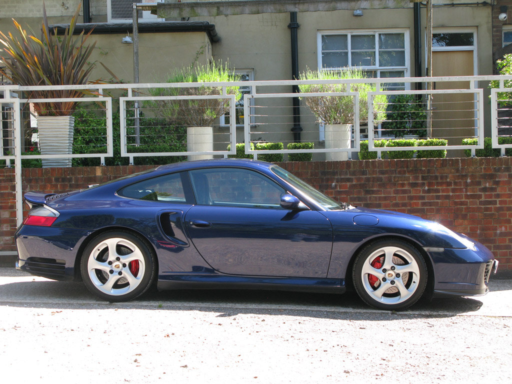 2000- Porsche 996 Turbo Coupe For Sale (picture 3 of 6)