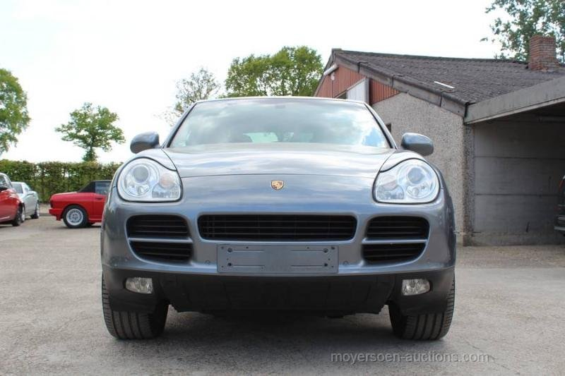 2003 PORSCHE Cayenne S  For Sale by Auction (picture 1 of 6)