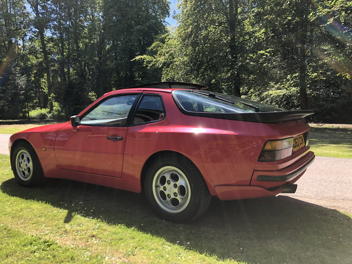 1989 Porsche 944 Last owner 20 years For Sale (picture 2 of 6)