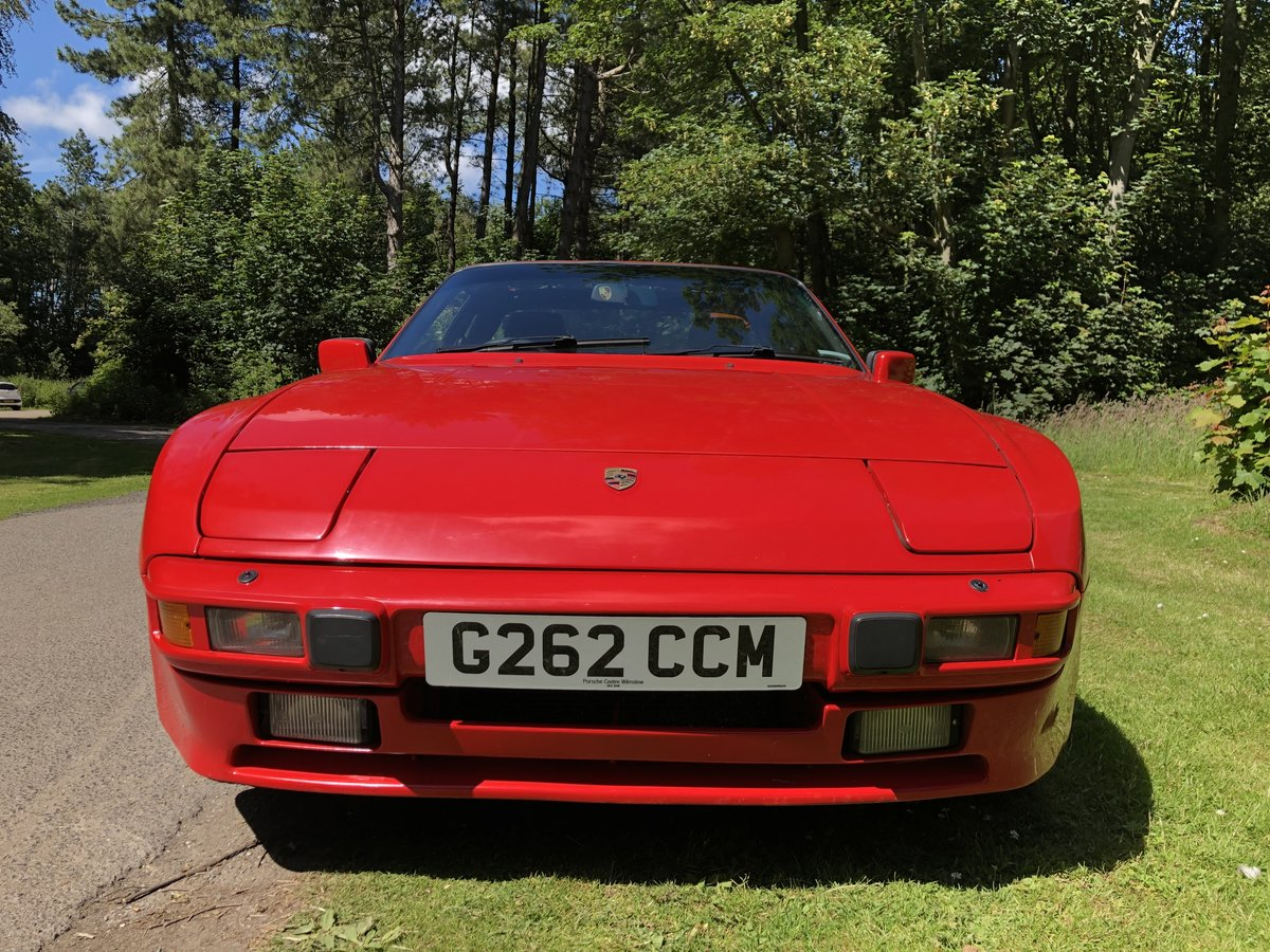 1989 Porsche 944 Last owner 20 years For Sale (picture 4 of 6)