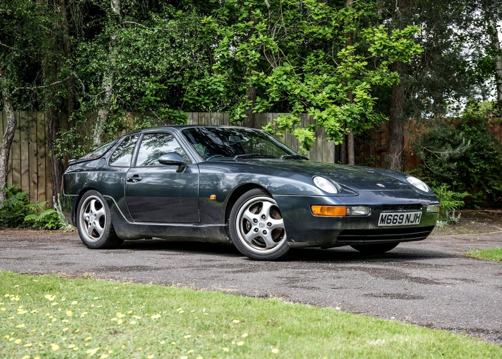 1994 Porsche 968 Sport SOLD by Auction (picture 1 of 6)