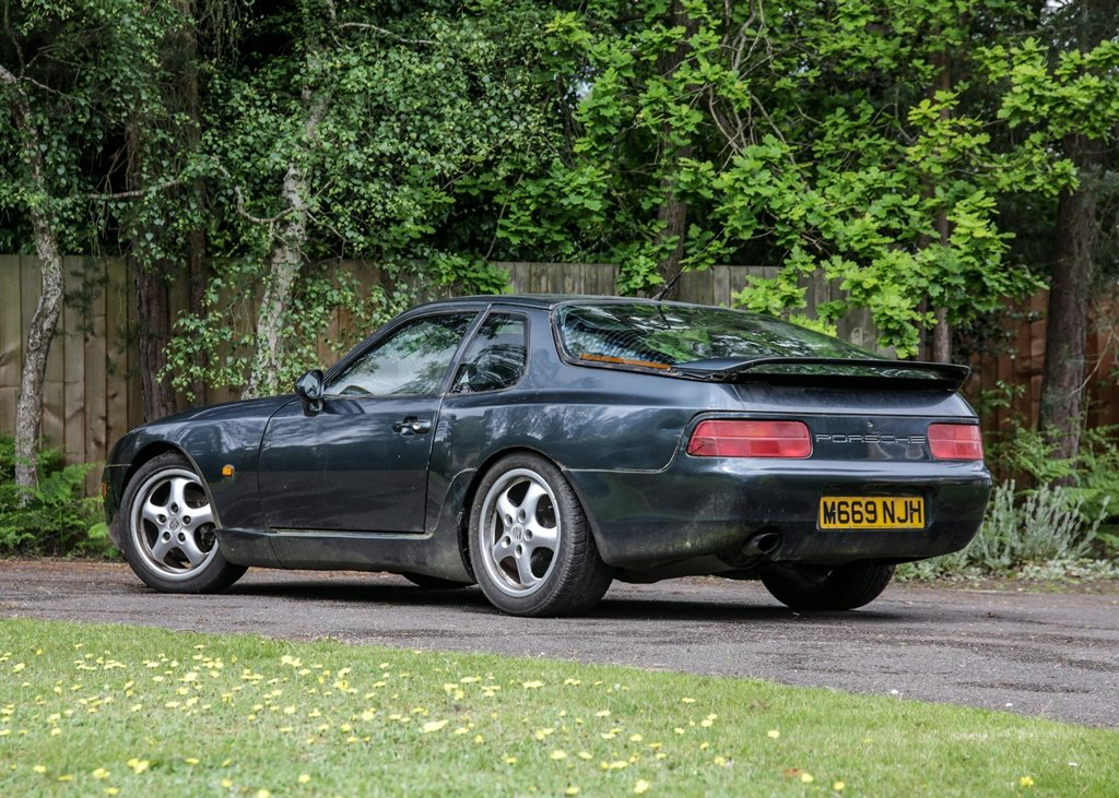 1994 Porsche 968 Sport SOLD by Auction (picture 2 of 6)