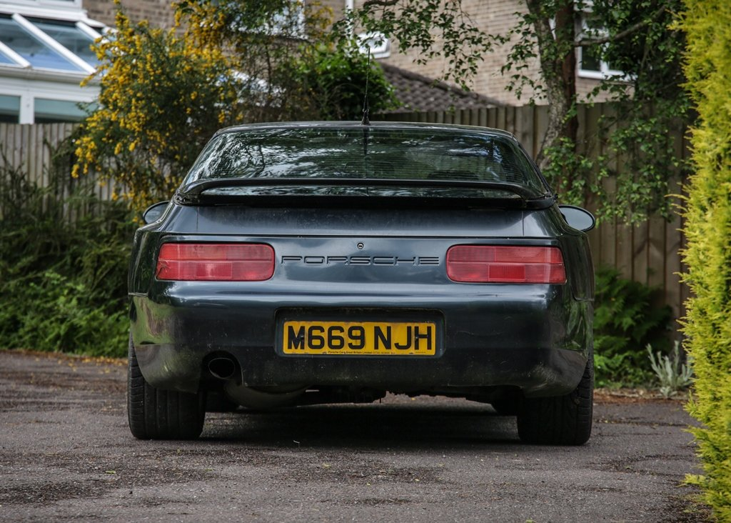 1994 Porsche 968 Sport SOLD by Auction (picture 4 of 6)