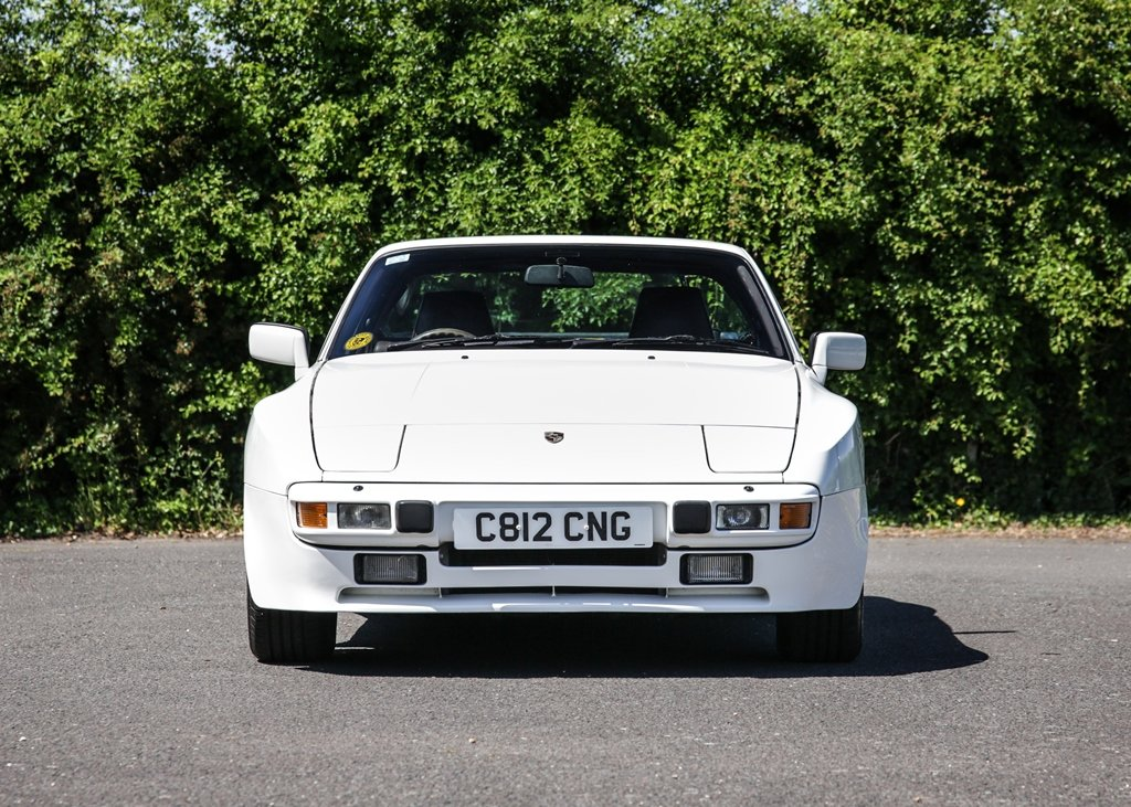 1989 Porsche 944 Lux SOLD by Auction (picture 1 of 6)