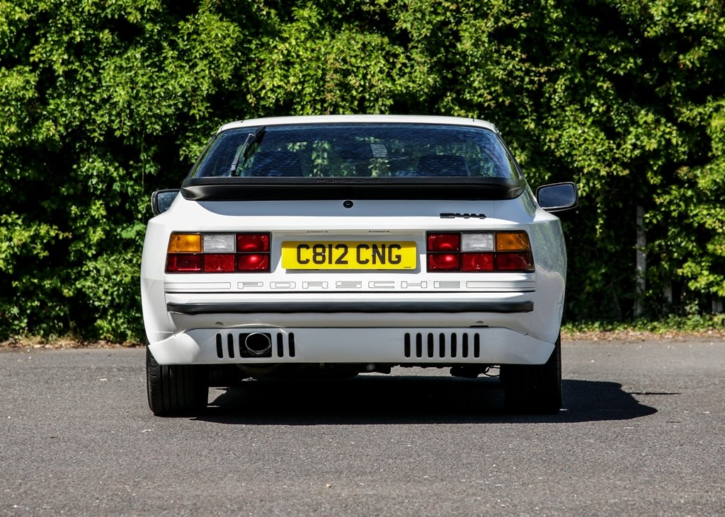1989 Porsche 944 Lux SOLD by Auction (picture 4 of 6)