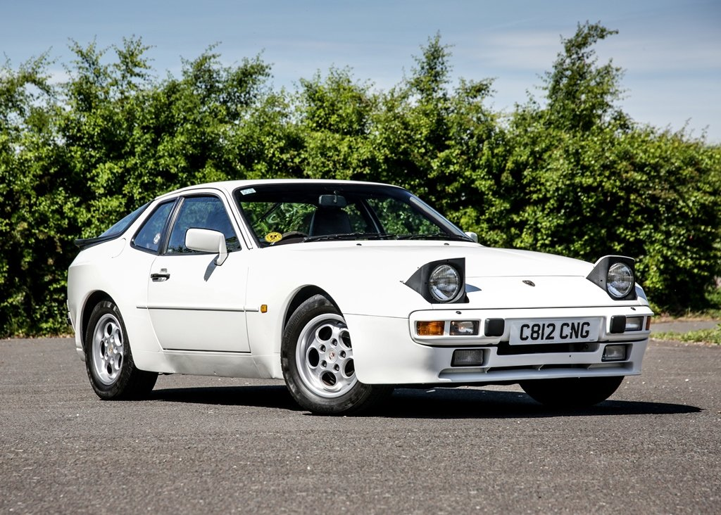 1989 Porsche 944 Lux SOLD by Auction (picture 5 of 6)
