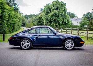 1995 Porsche 911  993 Carrera For Sale