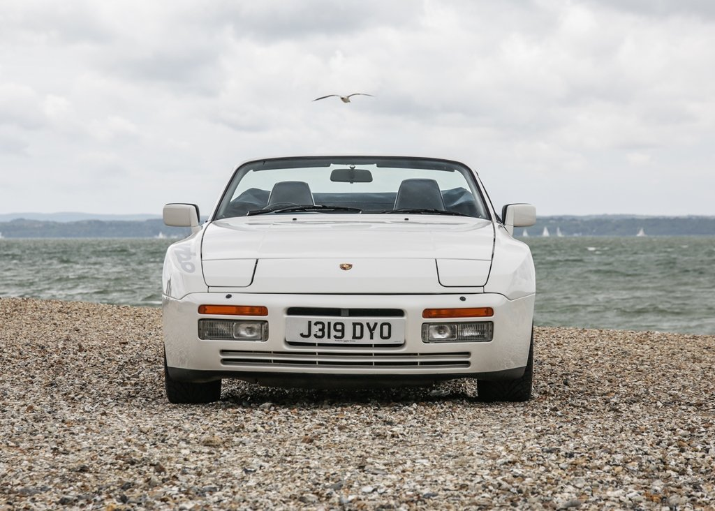 1992 Porsche 944 Turbo Cabriolet SOLD by Auction (picture 1 of 6)