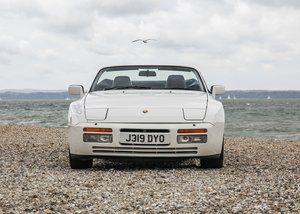 1992 Porsche 944 Turbo Cabriolet For Sale by Auction