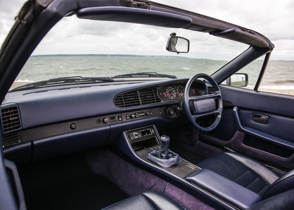 1992 Porsche 944 Turbo Cabriolet SOLD by Auction (picture 6 of 6)