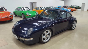 1997 Porsche 911 (993) C2S For Sale by Auction