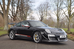 2011 Porsche 997 GT3 RS 4.0 For Sale by Auction