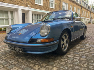 1972 Porsche 911E Targa For Sale by Auction
