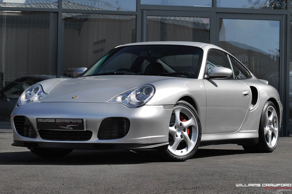 2001 Immaculate Porsche 996 Turbo Tiptronic S coupe For Sale (picture 1 of 6)
