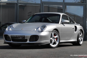 2001 Immaculate Porsche 996 Turbo Tiptronic S coupe For Sale