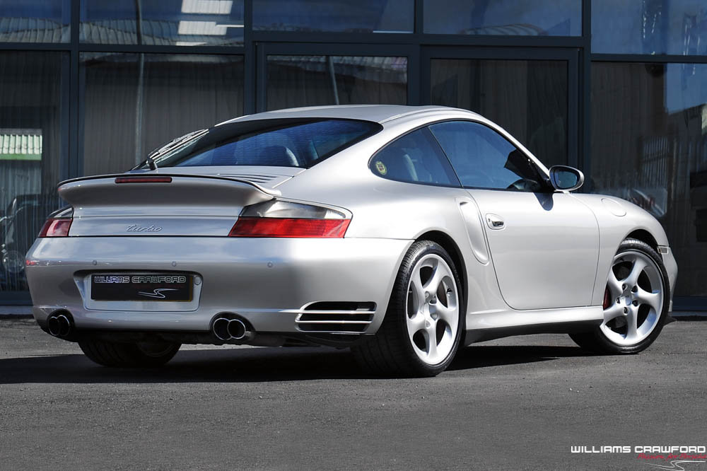2001 Immaculate Porsche 996 Turbo Tiptronic S coupe For Sale (picture 2 of 6)