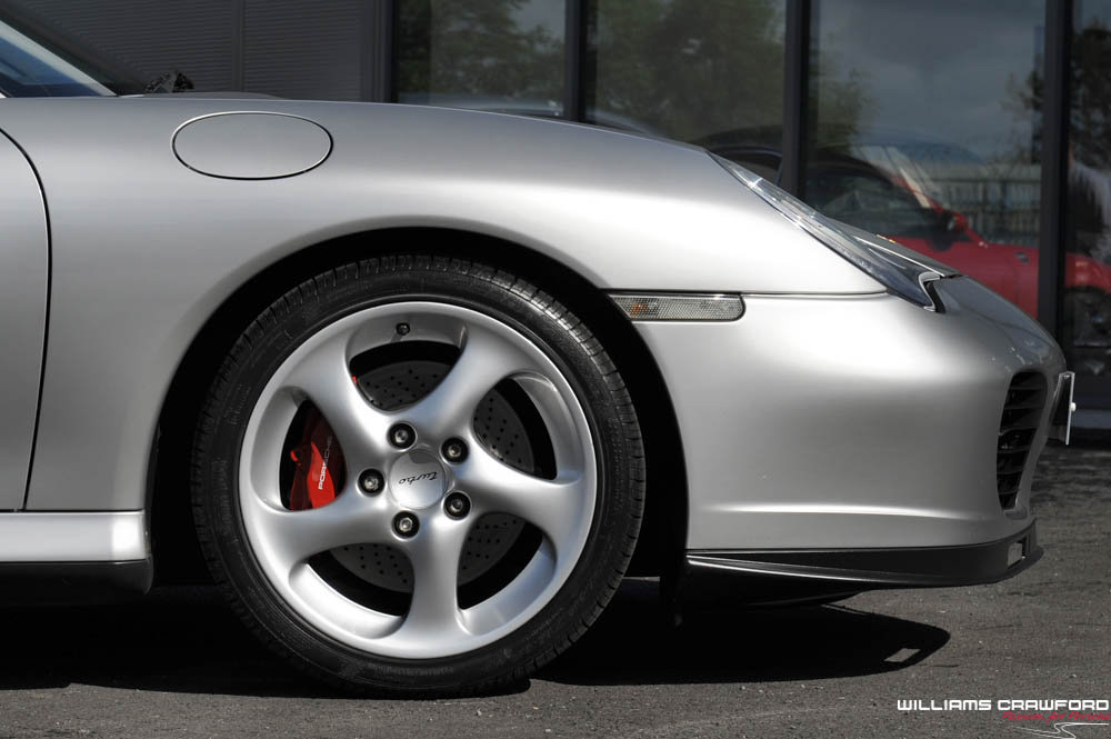 2001 Immaculate Porsche 996 Turbo Tiptronic S coupe For Sale (picture 3 of 6)