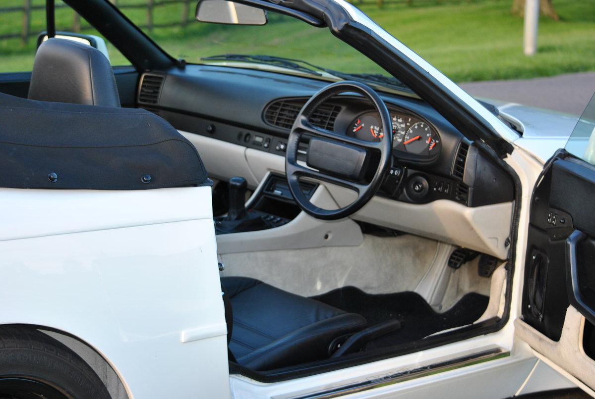 1990 Porsche 944 S2 Cabriolet, 76k miles, FSH HPI clear For Sale (picture 5 of 6)