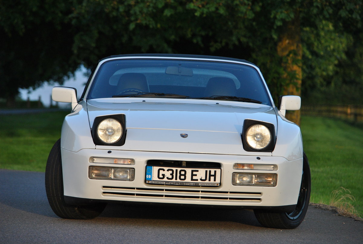 1990 Porsche 944 S2 Cabriolet, 76k miles, FSH HPI clear For Sale (picture 6 of 6)