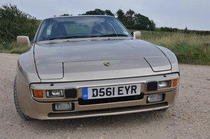 1987 Porsche 944 Lux, FSH, 78k miles, great condition For Sale