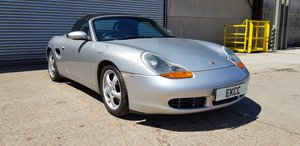 2000 Porsche Boxter S 3.2 manual For Sale