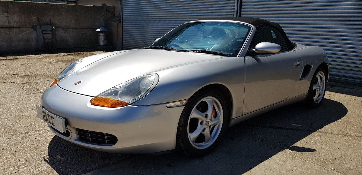 2000 Porsche Boxster S 3.2 manual SOLD (picture 2 of 6)