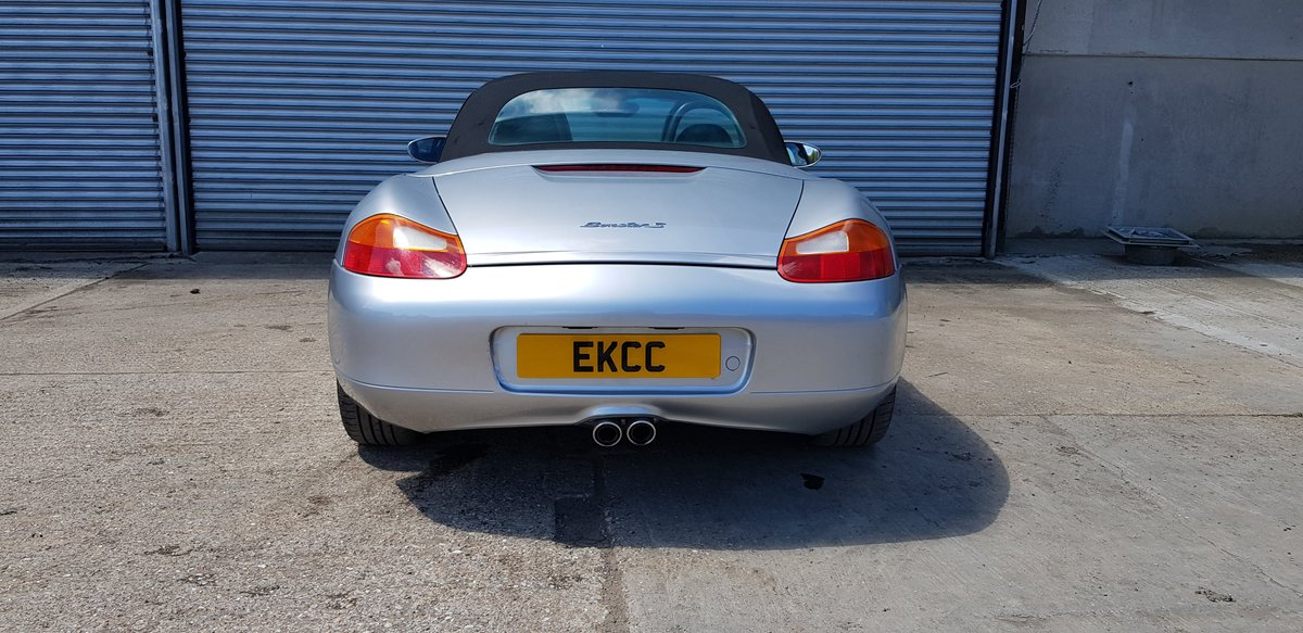 2000 Porsche Boxster S 3.2 manual SOLD (picture 6 of 6)
