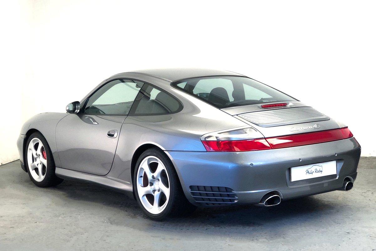 2005 Porsche 996 Carrera 4S, low mileage, main dealer history SOLD (picture 2 of 6)
