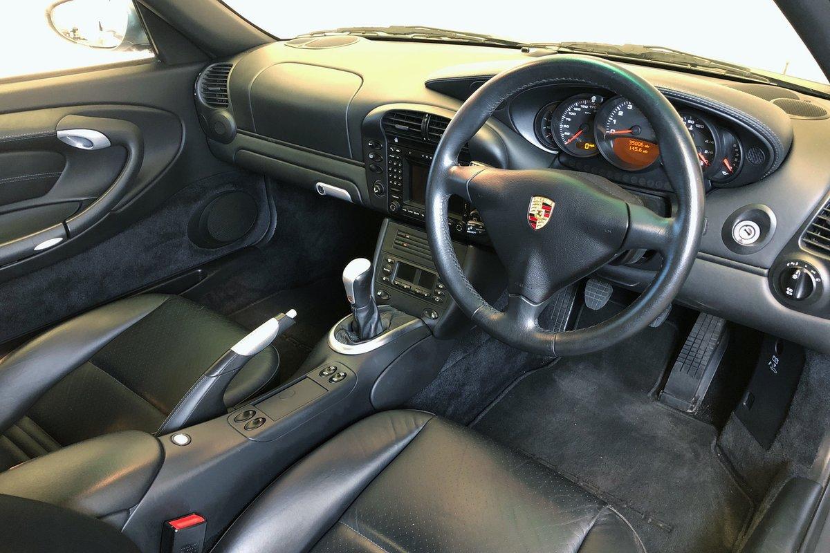 2005 Porsche 996 Carrera 4S, low mileage, main dealer history SOLD (picture 3 of 6)