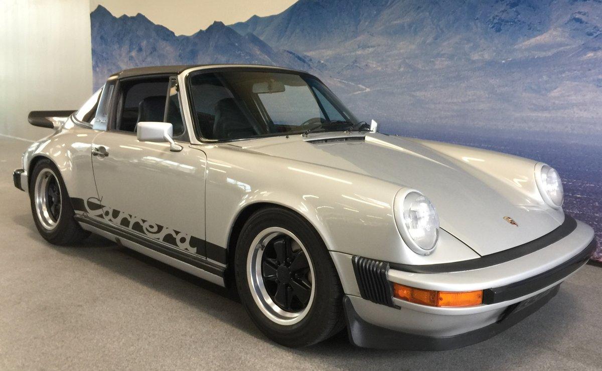 1975 Porsche 911 Carrrera Targa SOLD (picture 1 of 6)