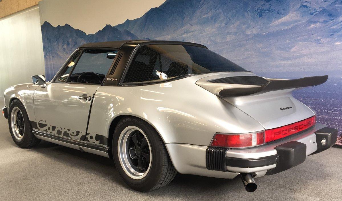 1975 Porsche 911 Carrrera Targa SOLD (picture 2 of 6)