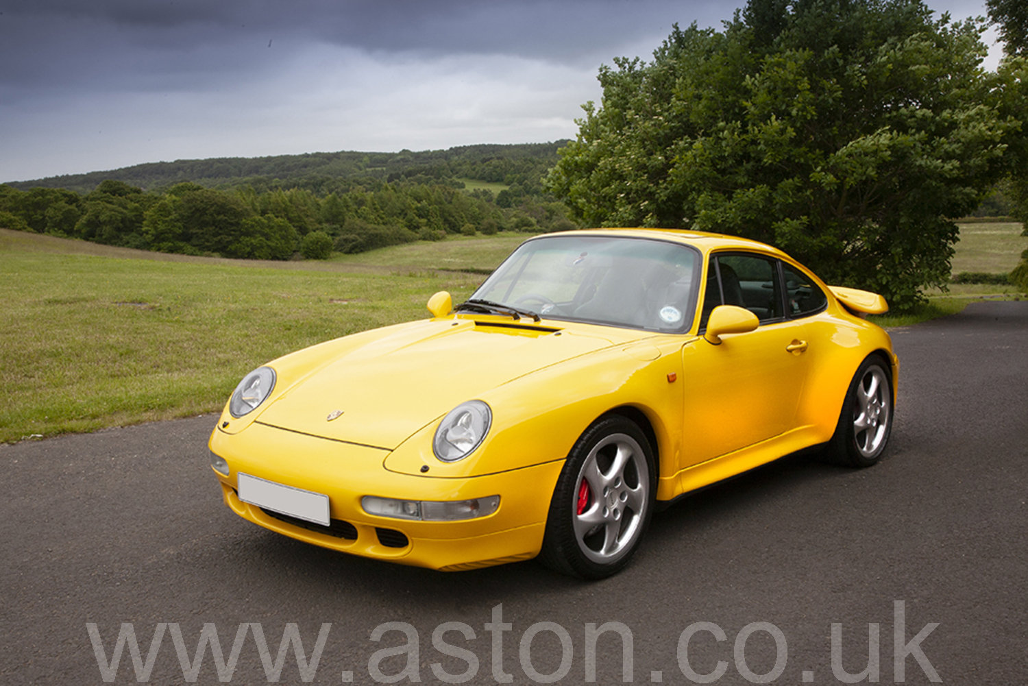 1997 Porsche 993 Twin Turbo X50 (430BHP) SOLD by Auction (picture 1 of 6)