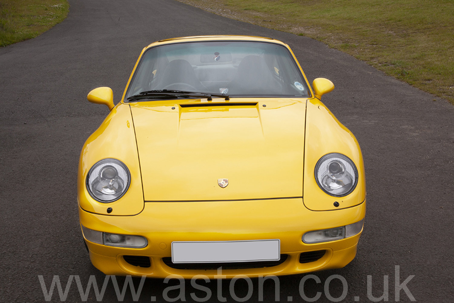 1997 Porsche 993 Twin Turbo X50 (430BHP) SOLD by Auction (picture 2 of 6)