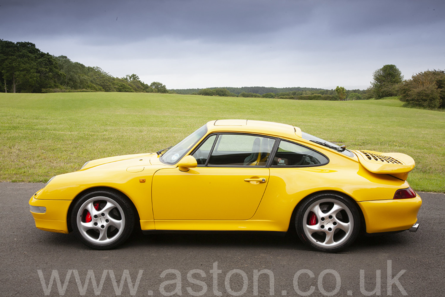 1997 Porsche 993 Twin Turbo X50 (430BHP) SOLD by Auction (picture 5 of 6)