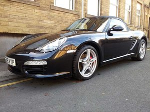 January 2010 Porsche Boxster S 3.4 (987 Gen 2) For Sale