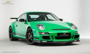 2008 PORSCHE 911 GT3 RS // LHD // VIPER GREEN // ORIGINAL PAINT