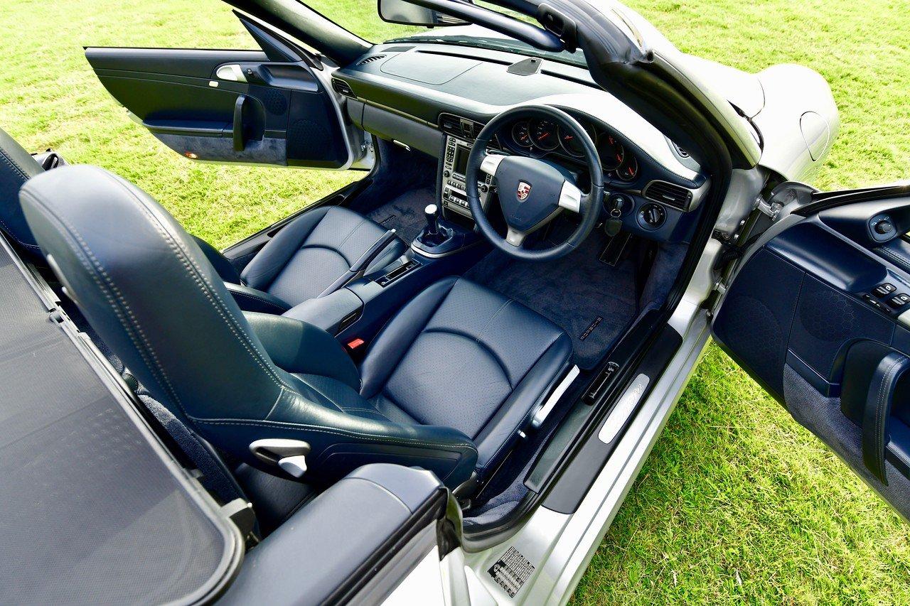 2007 Porsche 911 Carrera Cabriolet 997  3.6 Litre Manual SOLD (picture 4 of 6)
