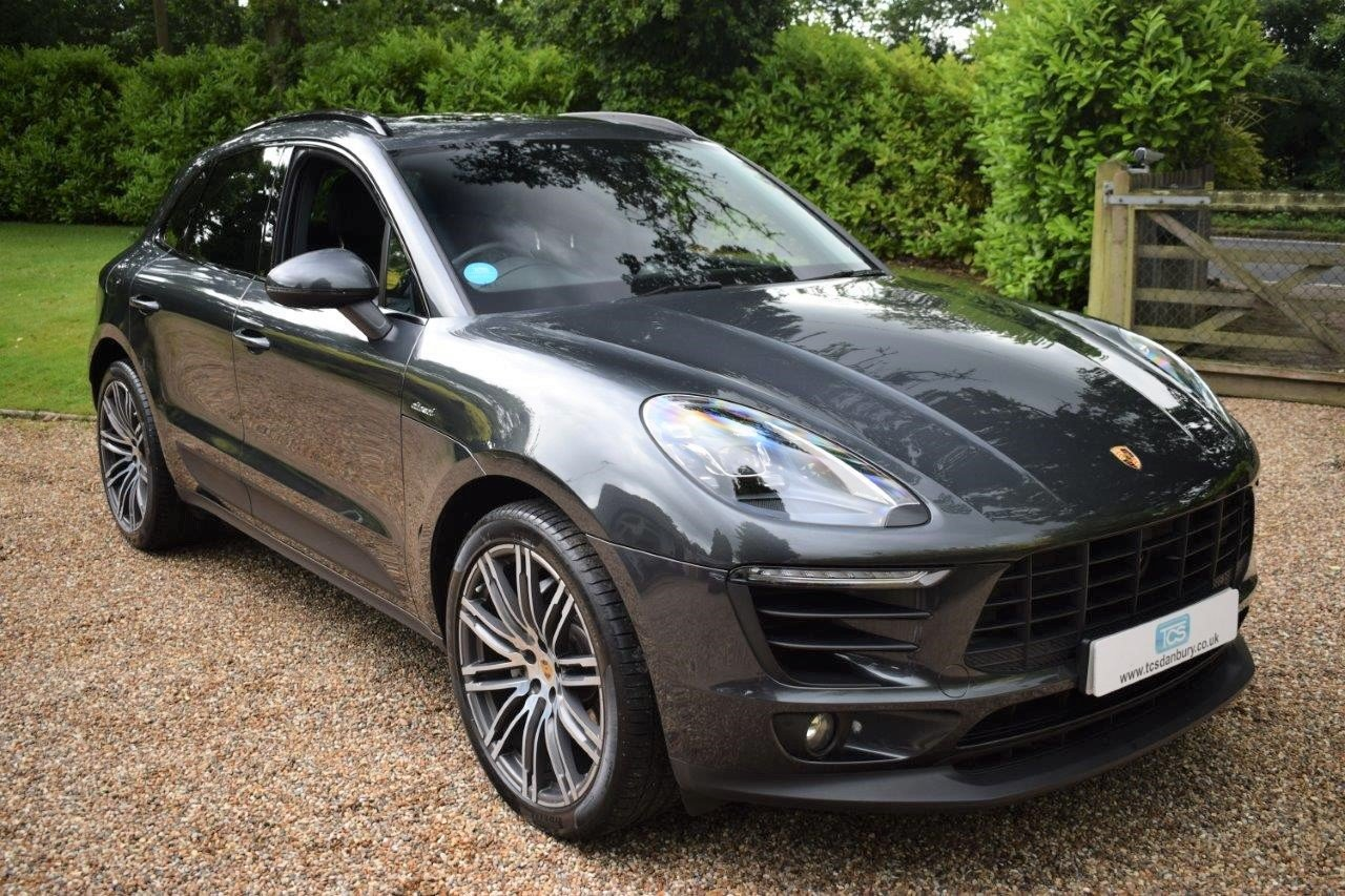 2016 Porsche Macan S V6D PDK  SOLD (picture 1 of 6)