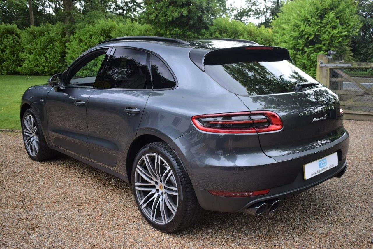 2016 Porsche Macan S V6D PDK  SOLD (picture 2 of 6)