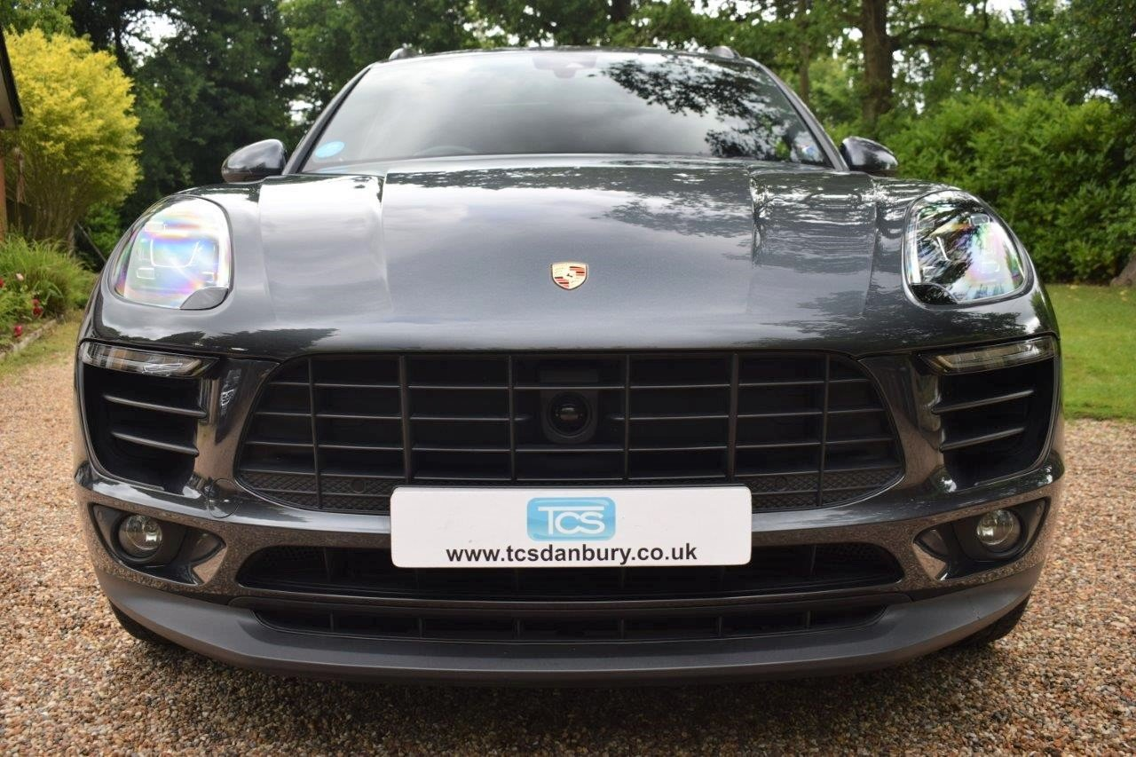 2016 Porsche Macan S V6D PDK  SOLD (picture 4 of 6)