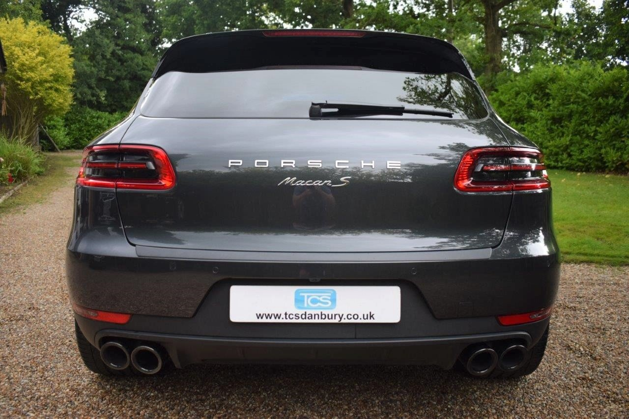 2016 Porsche Macan S V6D PDK  SOLD (picture 5 of 6)