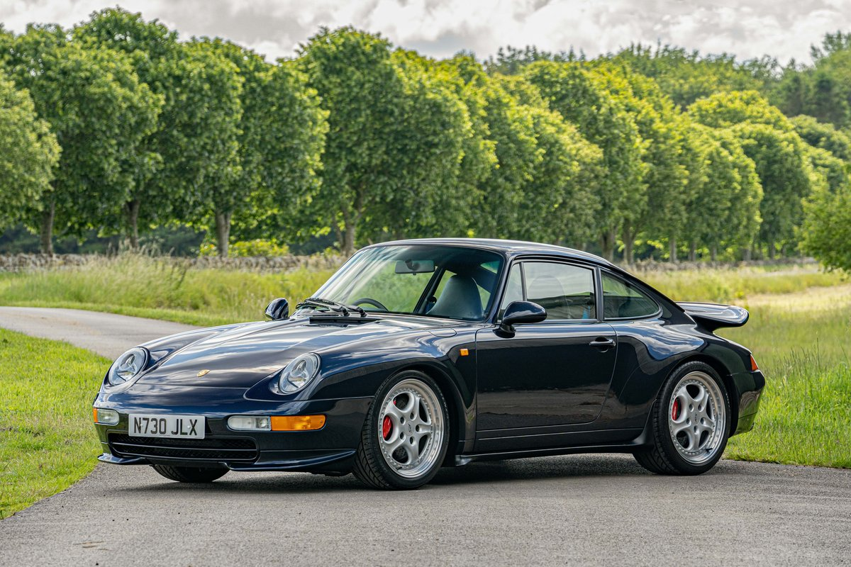 1995 Porsche 993 RS - UK RHD SOLD (picture 1 of 6)