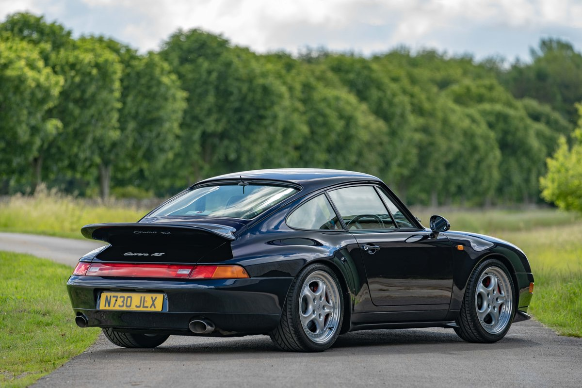1995 Porsche 993 RS - UK RHD SOLD (picture 2 of 6)