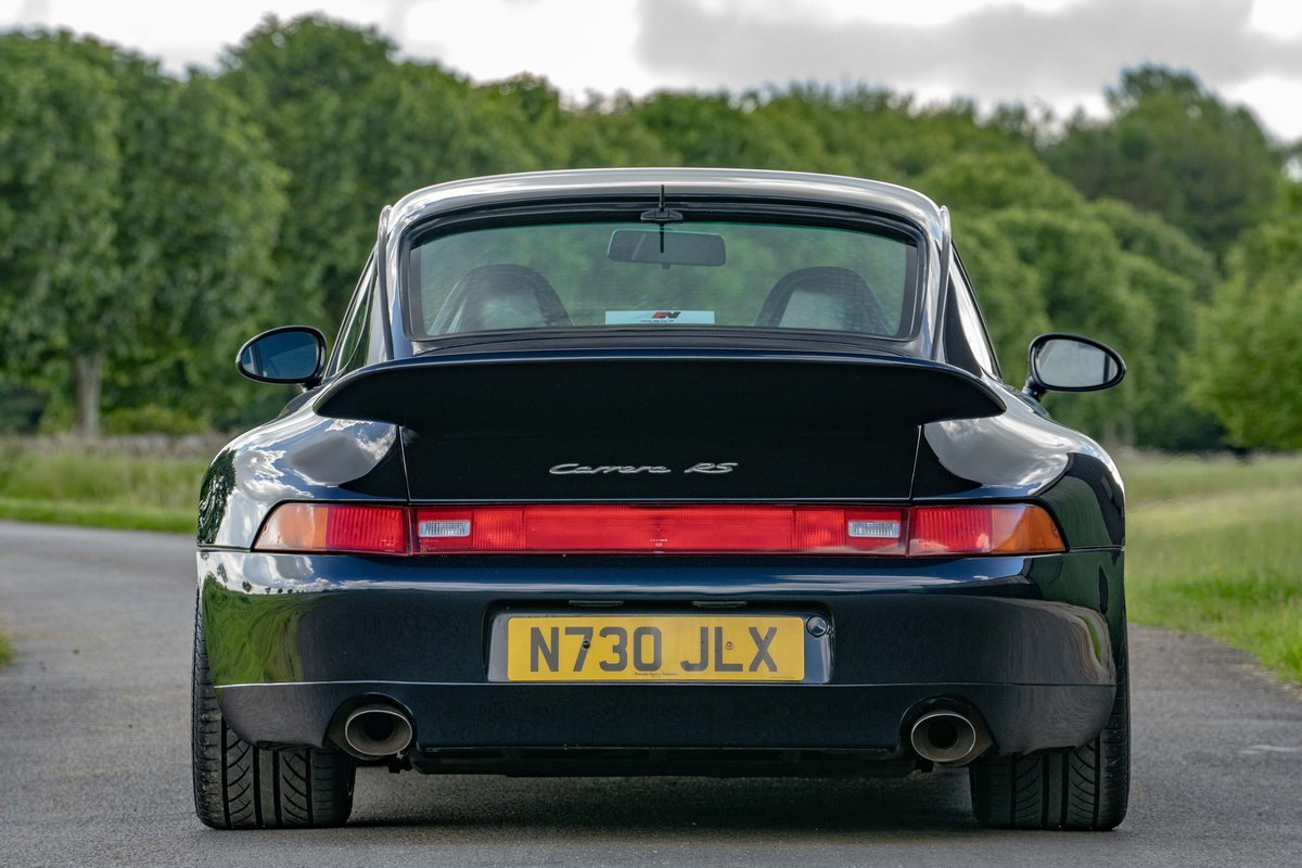 1995 Porsche 993 RS - UK RHD SOLD (picture 6 of 6)